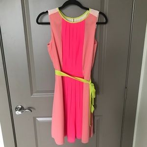 Colorful and fun dress!
